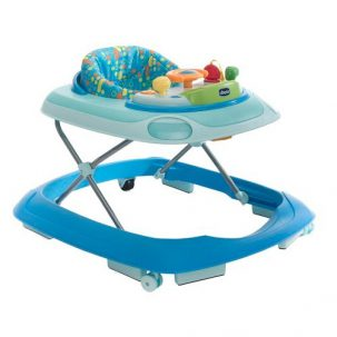 Chicco Band Baby Walker Turquoise